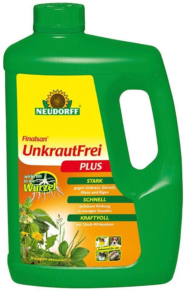 Neudorff Unkrautvernichter »Finalsan UnkrautFrei Plus«, 2000 ml