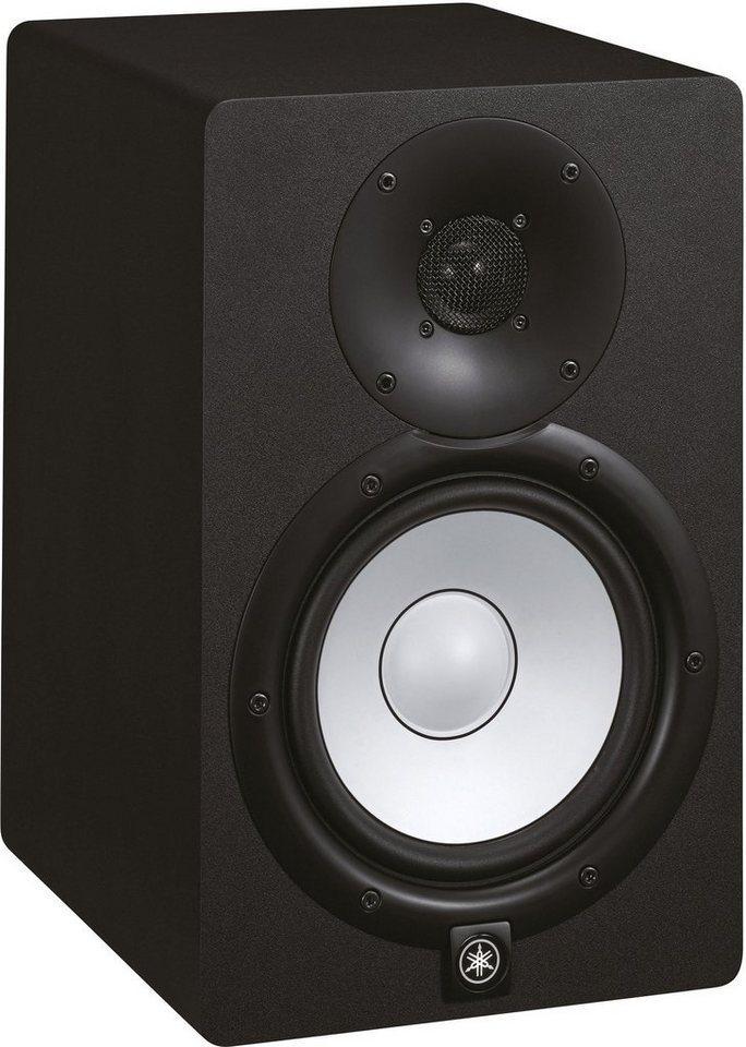 Yamaha Studio Monitor Box HS7 Lautsprecher (hochauflösender Klang und authentische Wiedergabe)