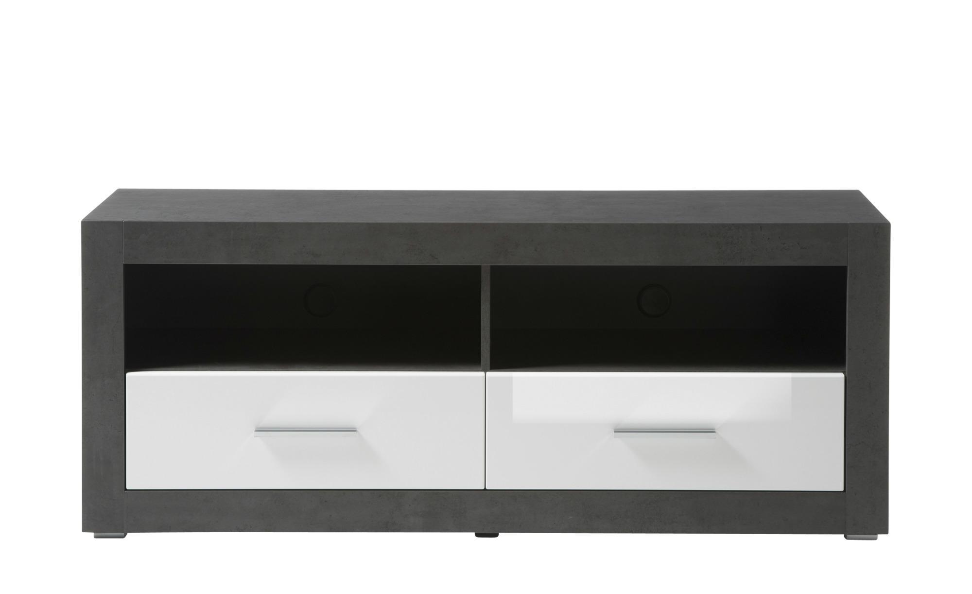 Lowboard Etero - grau - 150 cm - 61 cm - 45 cm - Sconto