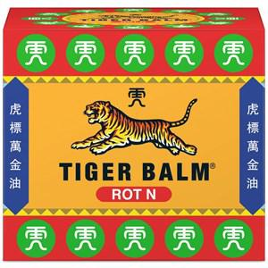 Tiger Balm Gesundheit Arzneimittel Salbe Rot N 19 g