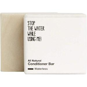 STOP THE WATER WHILE USING ME! Haare Conditioner All Natural Waterless Conditioner Bar 45 g