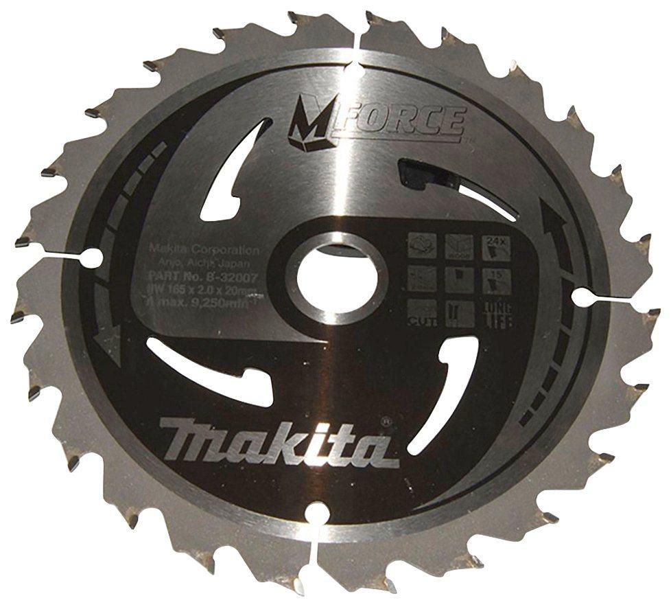 Makita Sägeblatt »M-Force«, Ø 165 mm