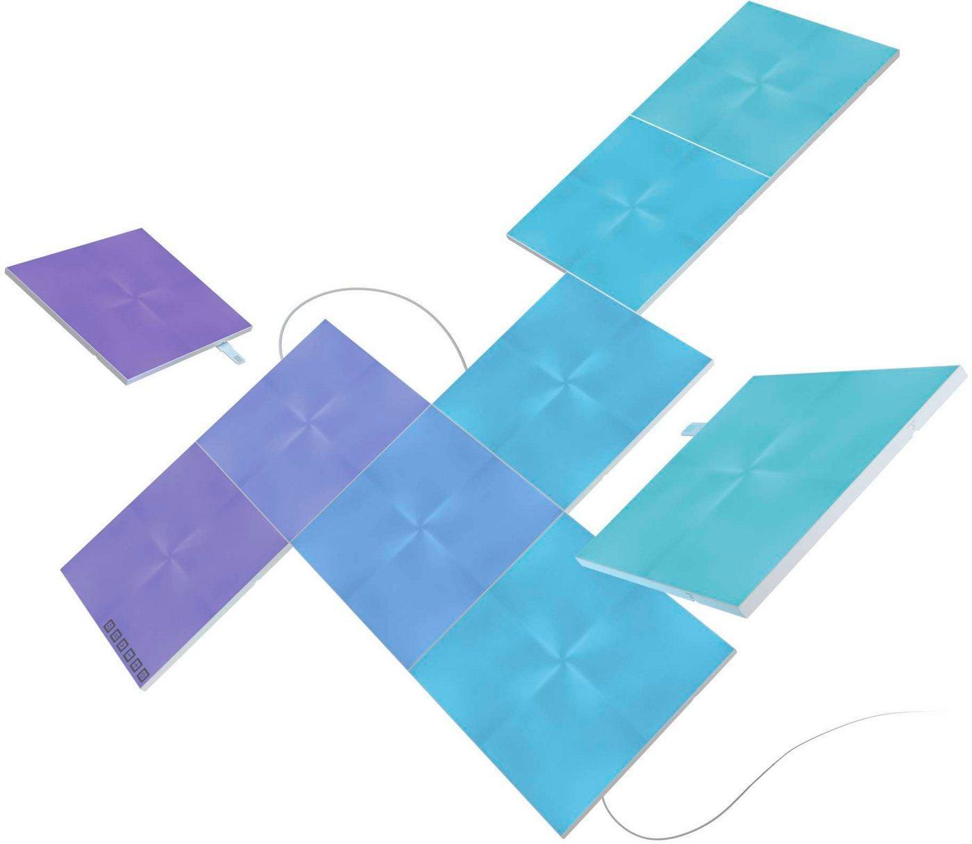 nanoleaf LED Panel »Nanoleaf Canvas Starter Kit - 9 PK«