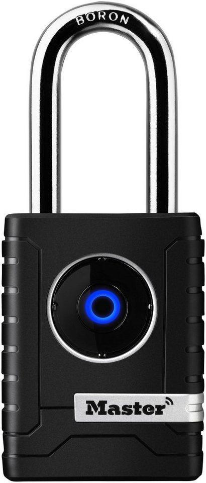 Master Lock Vorhängeschloss, Sicherheitsklasse 8, Bluetooth Smart