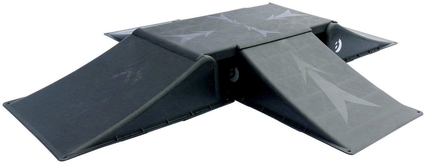 Skaterrampe »HI Impact 30011« (Set, 4 Rampen + Verbindungsstück)