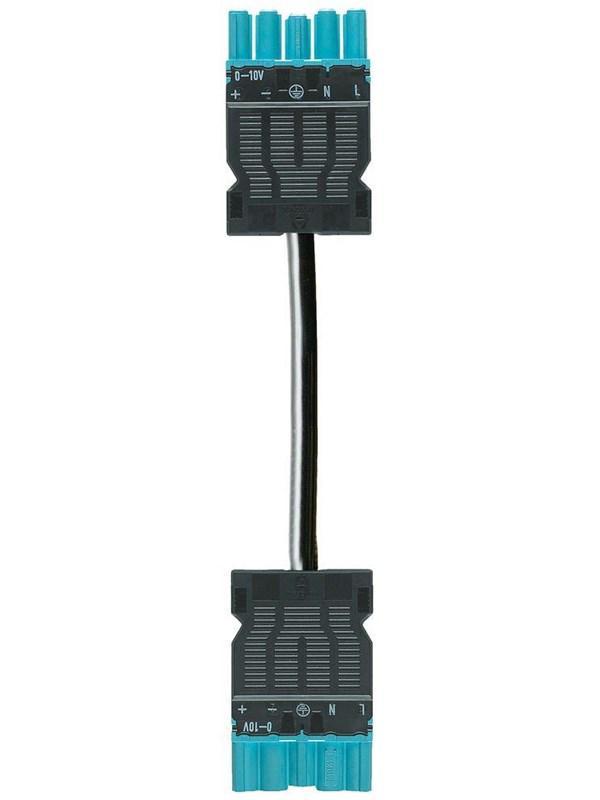 Wieland GST18I5 Kabel han/hun HF CPR: Eca 1.5mm2 blå L=2M