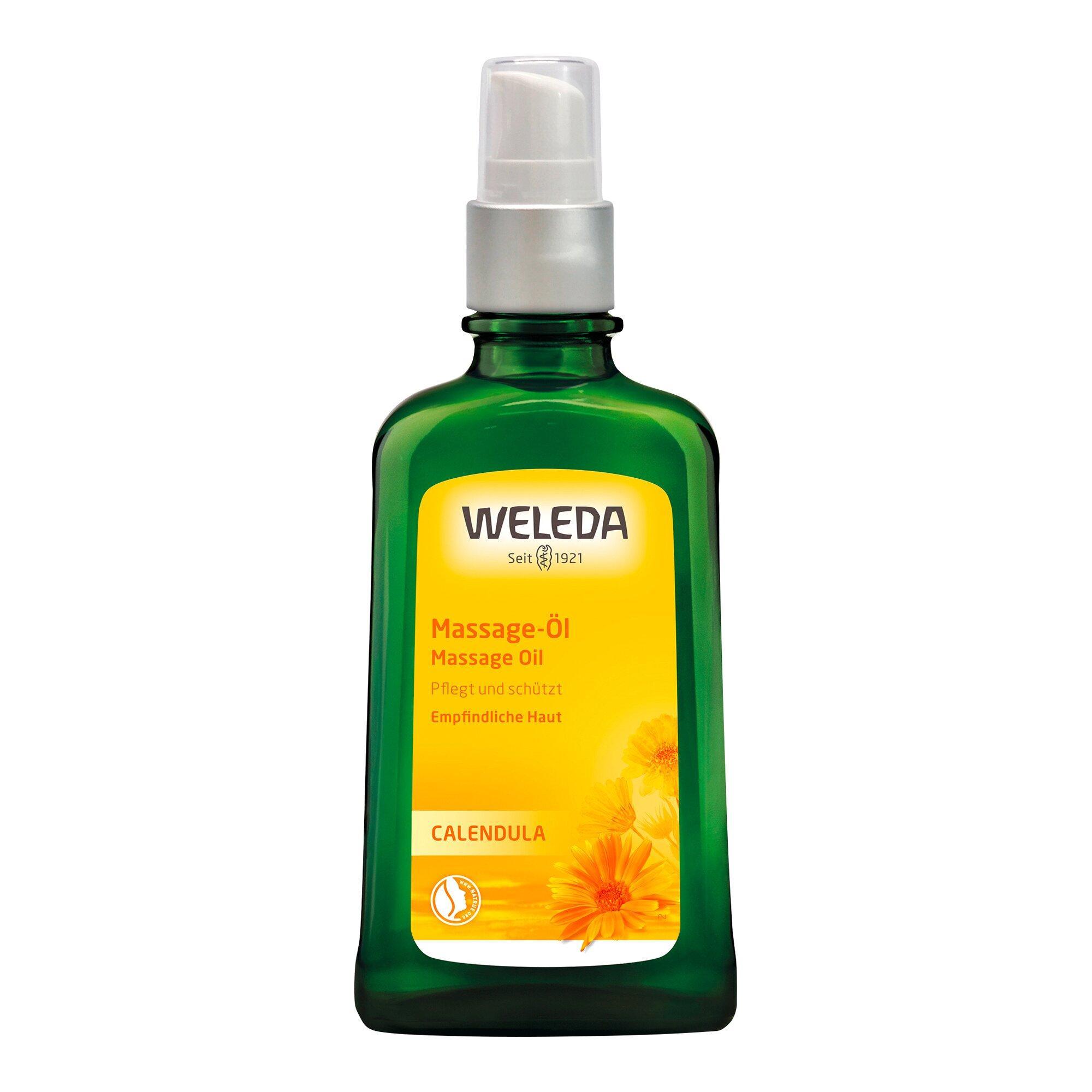 Calendula Massage-Öl 100 ml
