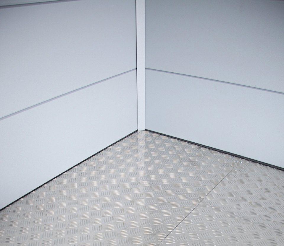 Wolff Fußboden »Eleganto 2121«, BxT:180x180 cm, für Stahlgerätehaus