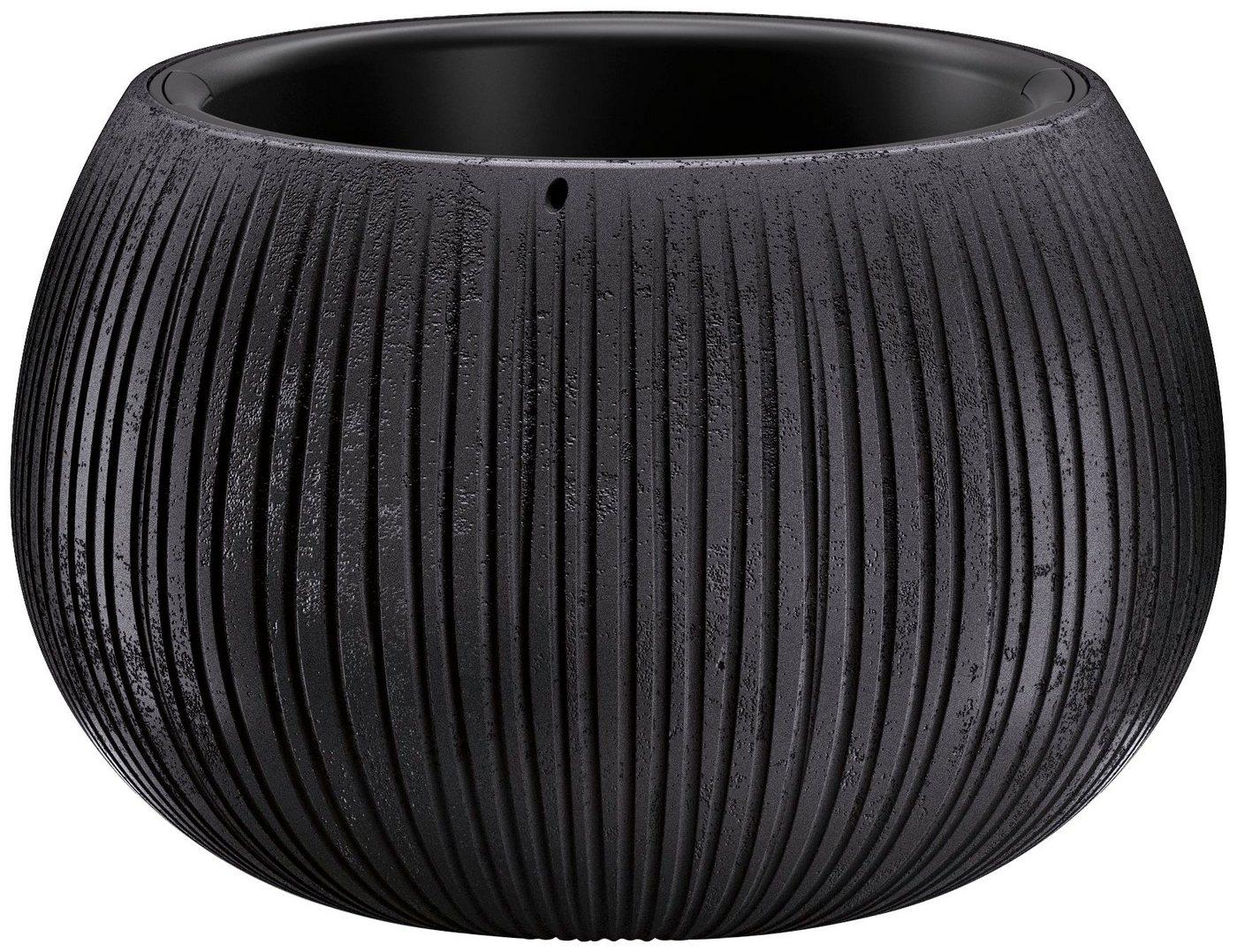 Prosperplast Blumentopf »Beton Bowl« (1 Stück), Ø29cm x 19,5cm