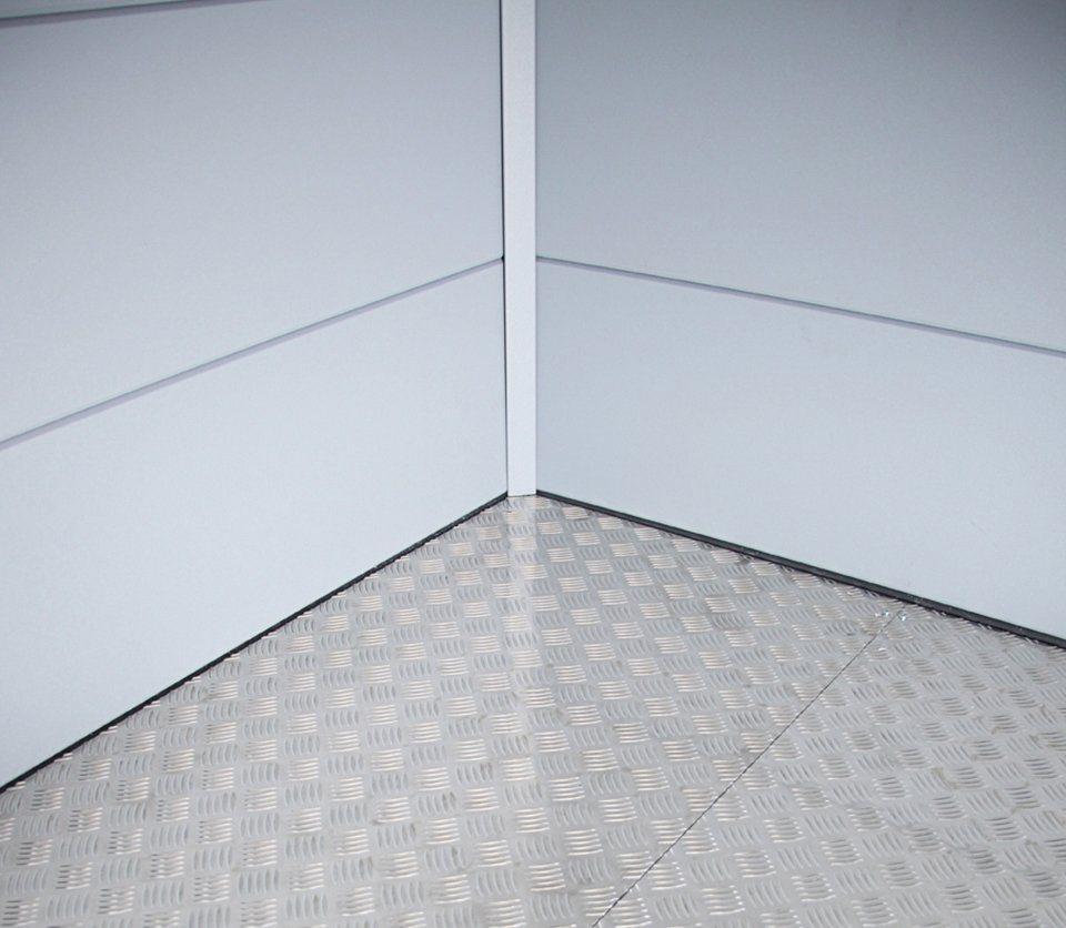 Wolff Fußboden, BxT:240x180 cm, für Stahlgerätehaus »Eleganto 2721«