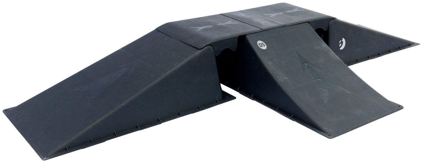 Skaterrampe »HI Impact 30012« (Set, 4 Rampen + 2x Verbindungsstück)