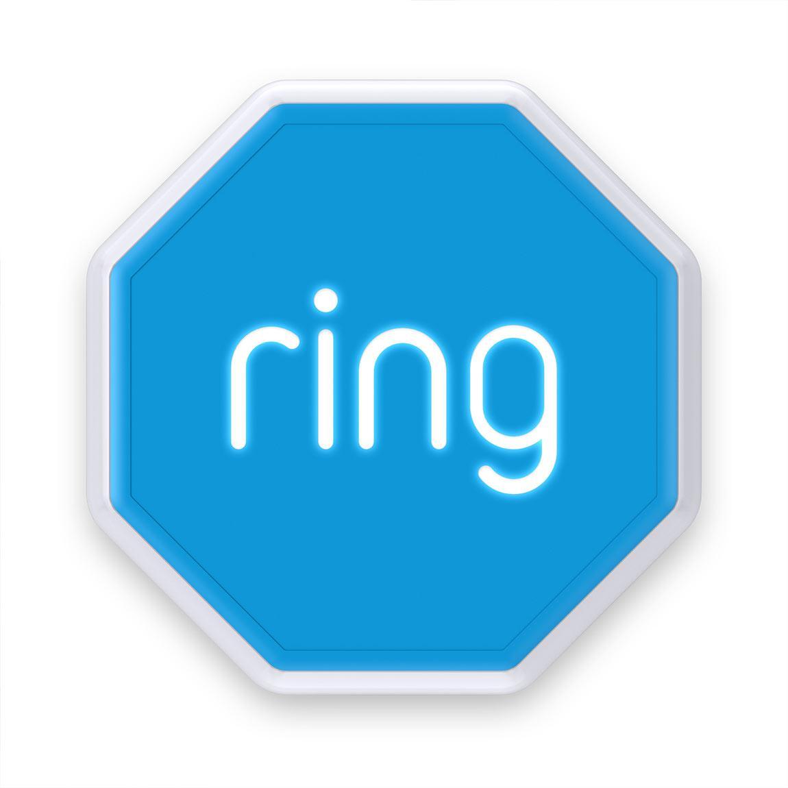 Ring Alarm 2.0 Sirene - weiß