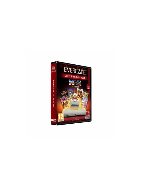 Blaze Evercade DataEast Cartridge 1