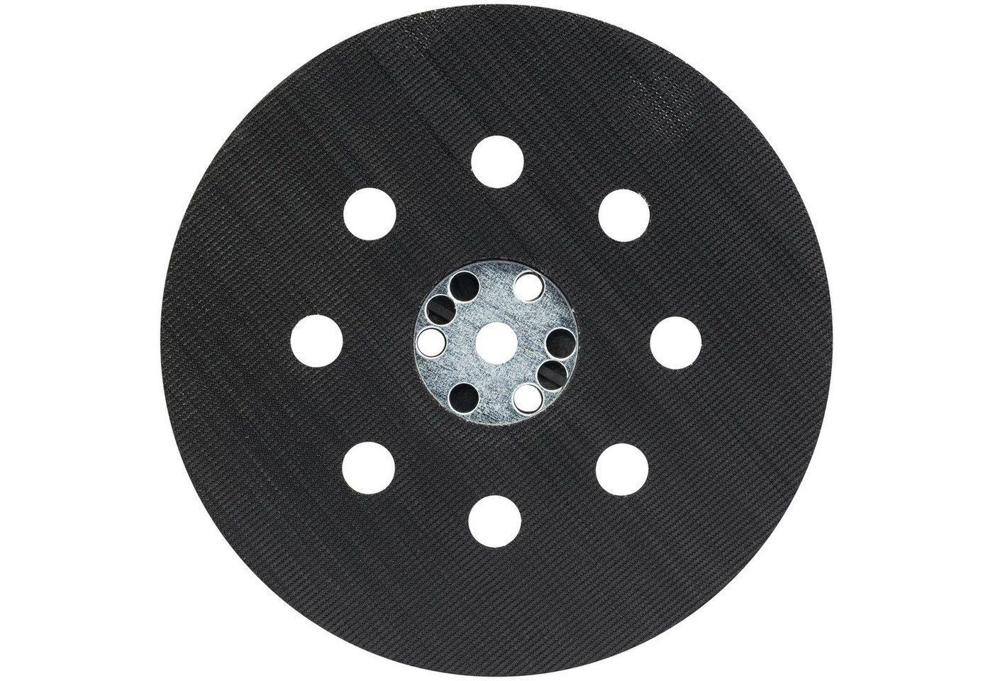 BOSCH Schleifteller »125 mm«, Ø 125 cm, für Exzenterschleifer,Packung, Klett