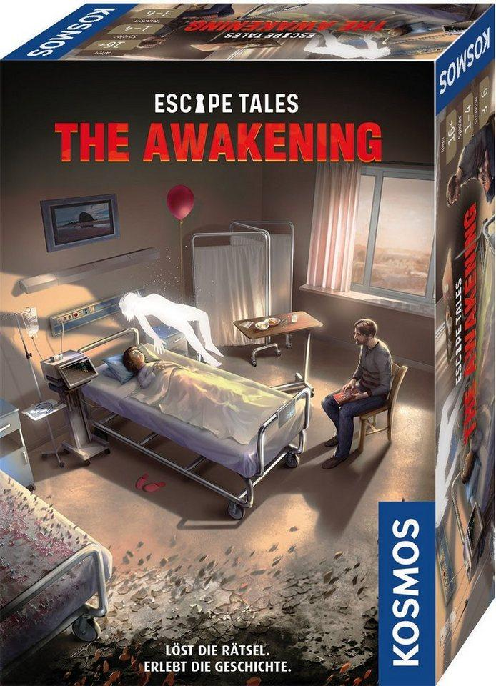 Kosmos Spiel, Escape Room Spiel »Escape Tales - The Awakening«