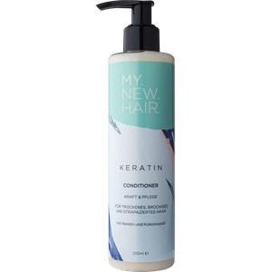 MY NEW HAIR Haarpflege Shampoo & Conditioner Keratin Conditioner 250 ml