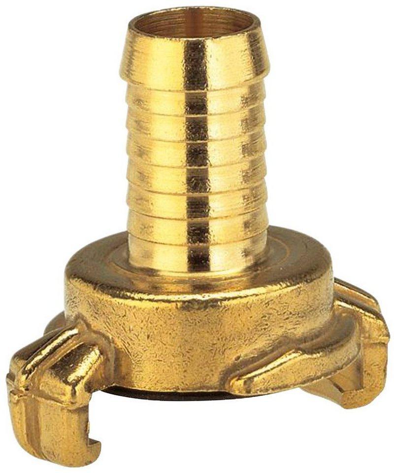 GARDENA Schnellkupplung »Messing, 7100-20«, Messing, 15 mm (1/2)