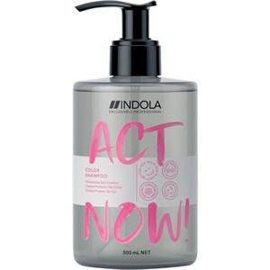 INDOLA Care & Styling ACT NOW! Care Color Shampoo 300 ml