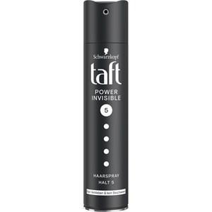 Taft Haarstyling Haarspray Power Invisible Haarspray (Halt 5) 250 ml