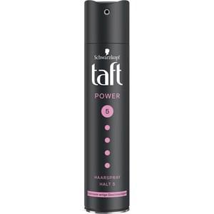 Taft Haarstyling Haarspray Power Haarspray (Halt 5) 250 ml