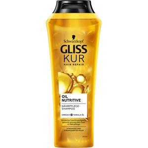 Gliss Kur Haarpflege Shampoo Oil Nutritive Nährpflege-Shampoo 250 ml