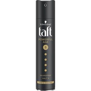 Taft Haarstyling Haarspray Powerful Age Haarspray (Halt 5) 250 ml
