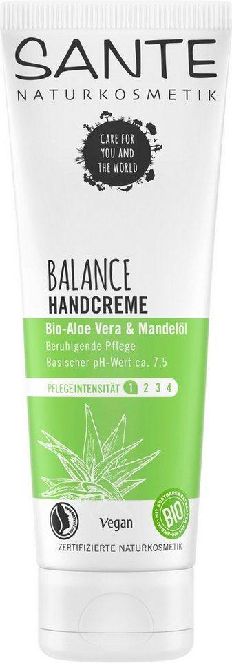 SANTE Handcreme »BALANCE«