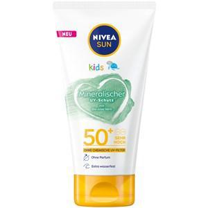 Nivea Sonnenpflege Kinder Sonnenschutz Sun Kids Mineralischer UV-Schutz 50 SPF 50 ml