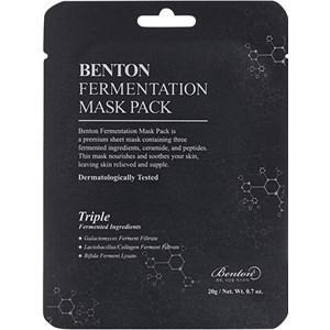 Benton Gesichtspflege Maske Mask Pack 1 Stk.
