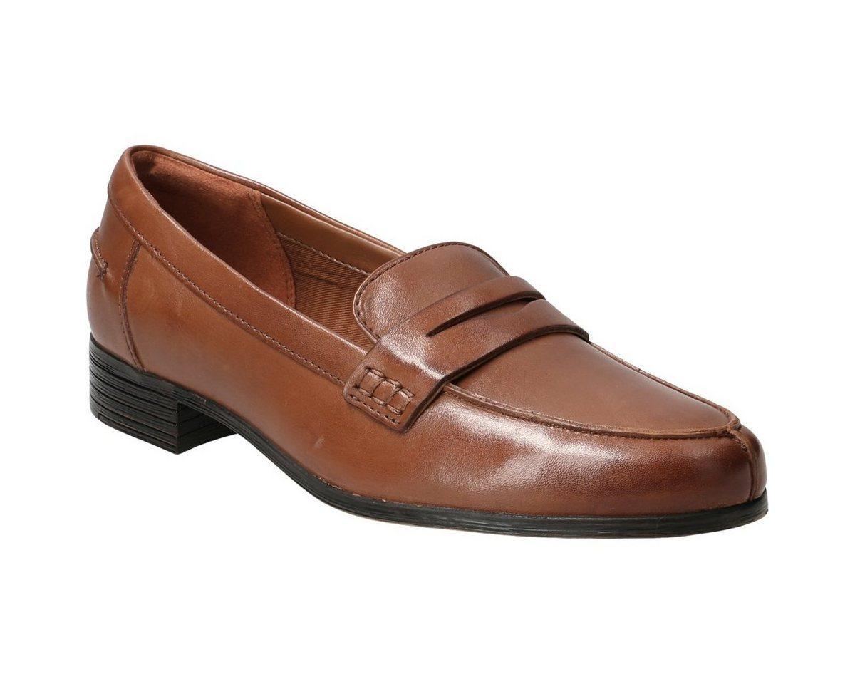 Clarks »Hamble Loafer« Mokassin