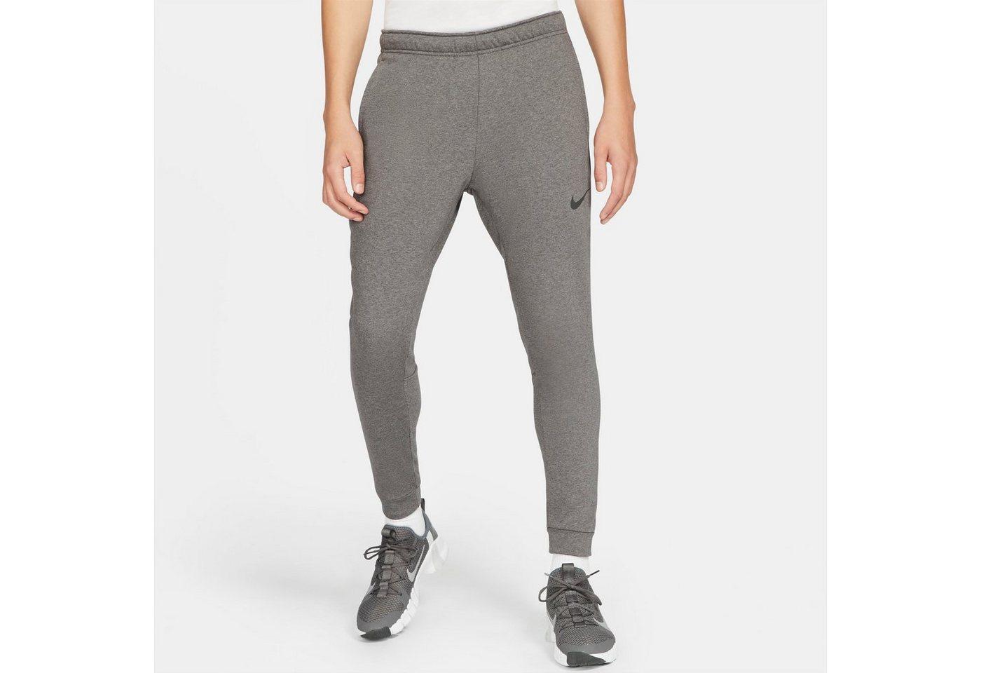 Nike Jogginghose »Nike Dri-fit (3) Men's Tapered Training Pants«, grau