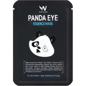 Wish Formular Gesichtspflege Masken Panda Eye Essence Mask 10 ml