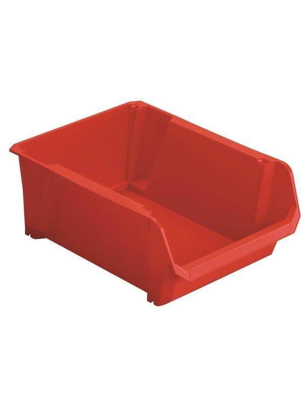 Stanley bin #4 32.8x22.9x15.5cm rød
