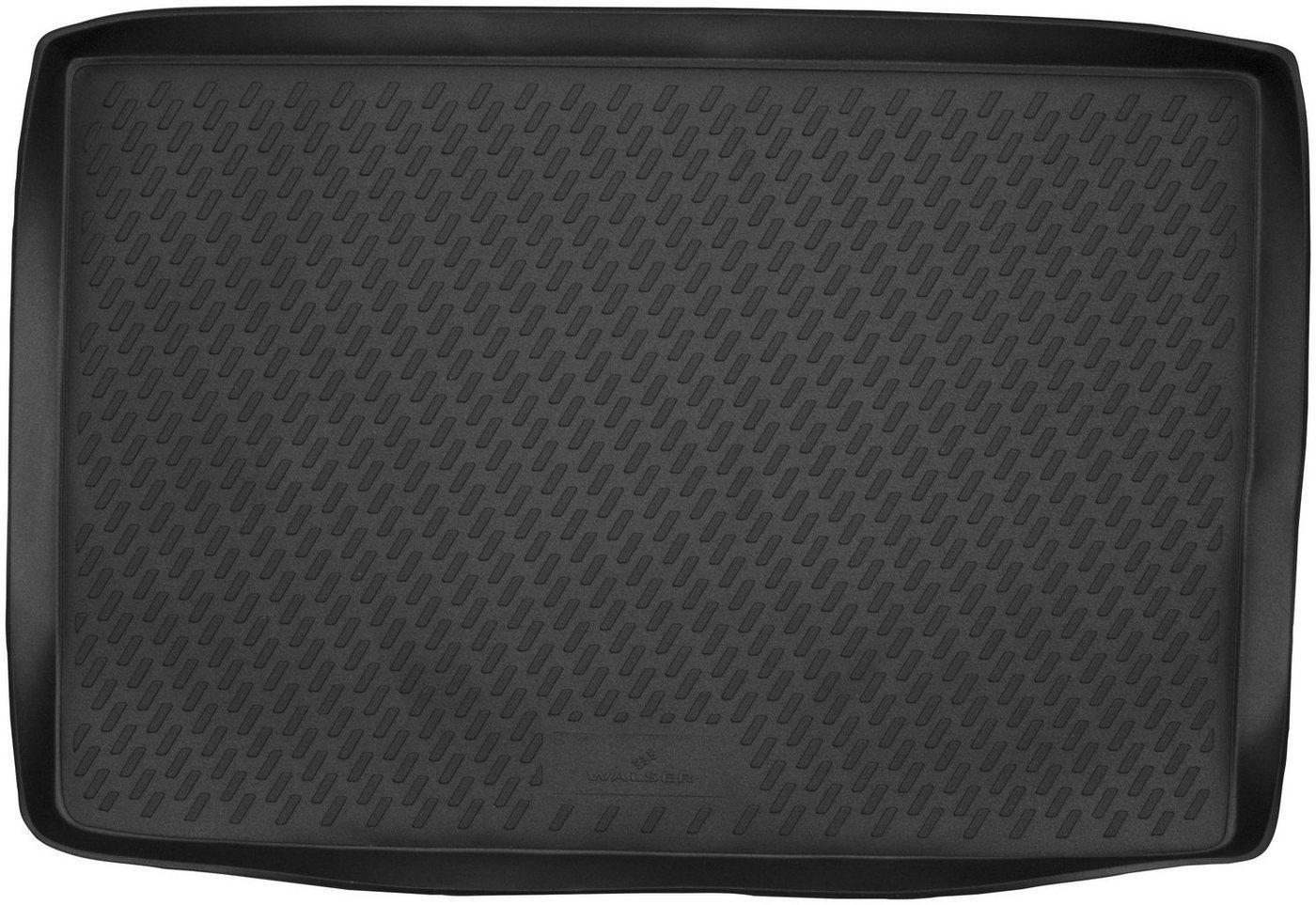 WALSER Kofferraumwanne »XTR« (1 Stück), Opel Meriva Großr.lim., für Opel Meriva B BJ 2010 - 2017
