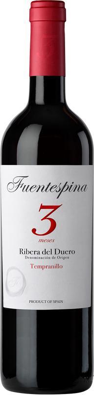 2020 Ribera del Duero 3 Meses von Bodegas Fuentespina - Rotwein