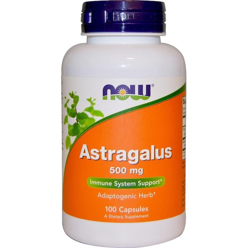 Astragalus, 500 mg, 100 Kapseln (23,80 EUR pro 100g)