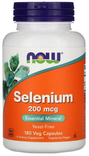 Selenium 200 µg hefefrei - 180 Kapseln (975,00 EUR pro 100g)