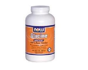 Glycine 100% reines Pulver - 454g! (6,59 EUR pro 100g)