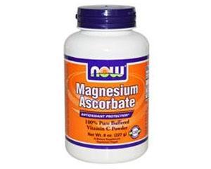 Magnesium Ascorbat 100% reines Vitamin C-Pulver - 227g (13,80 EUR pro 100g)