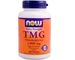 TMG (Trimethylglycin) 1,000 mg - 100 Tabletten (19,26 EUR pro 100g)