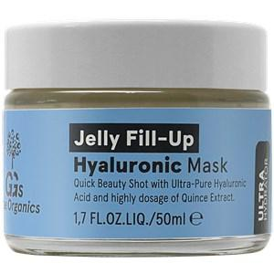 GG's True Organics Pflege Masken Jelly Fill-Up Hyaluronic Mask 50 ml