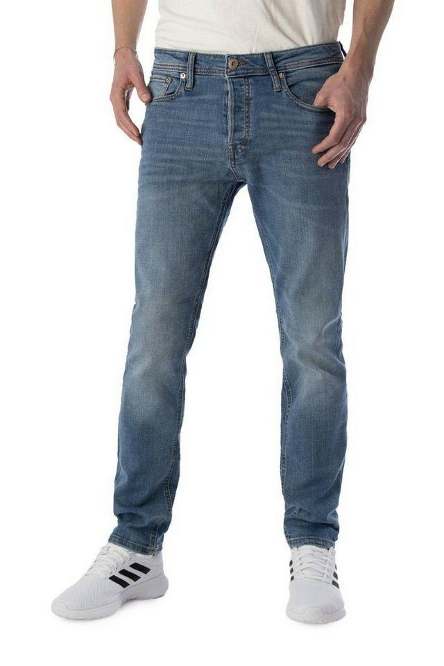 Jack & Jones Slim-fit-Jeans »JACK & JONES JEANS TIM AM«