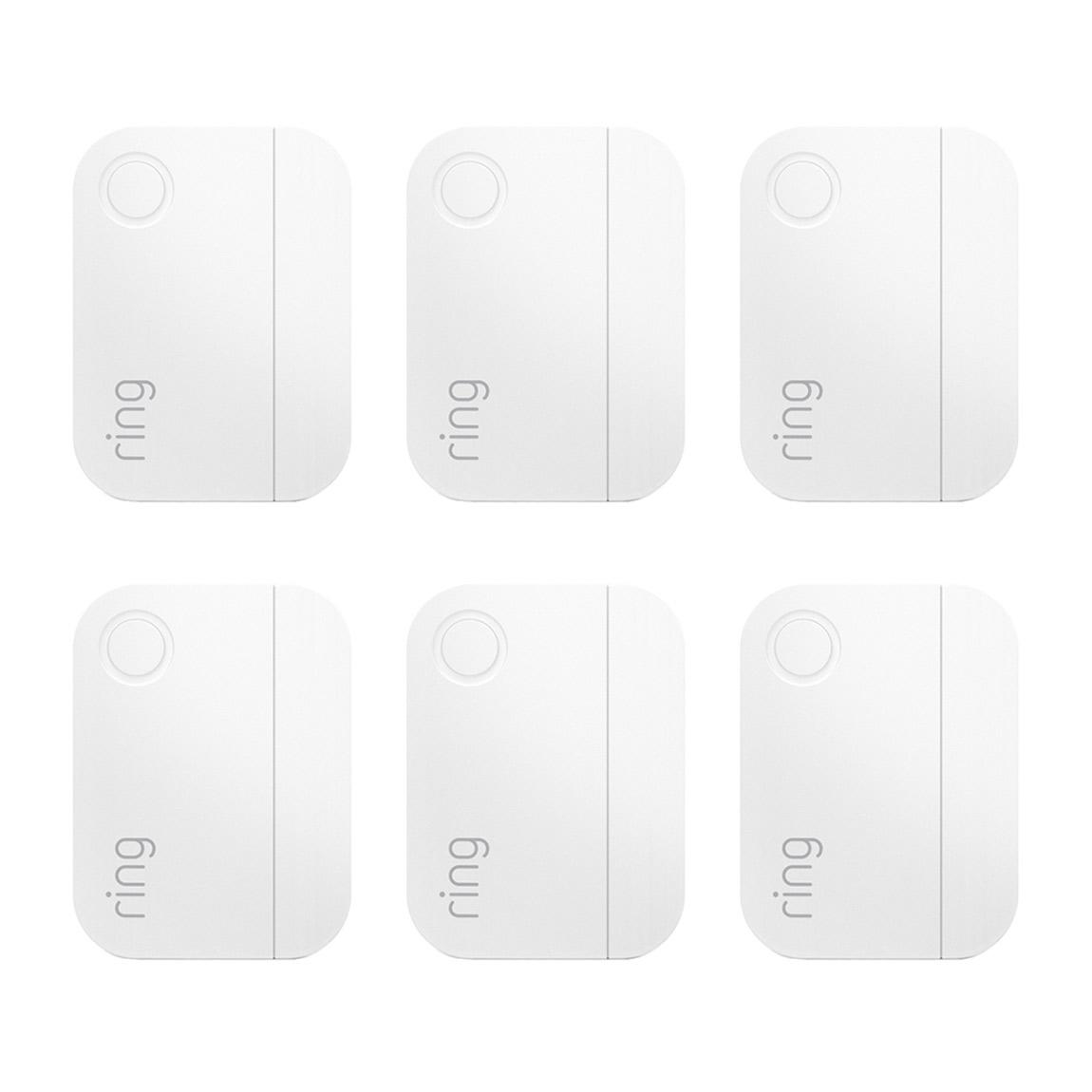 Ring Alarm 2.0 Tür-/Fensterkontakt 6er-Set