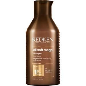 Redken Trockenes Haar All Soft Mega Shampoo 300 ml