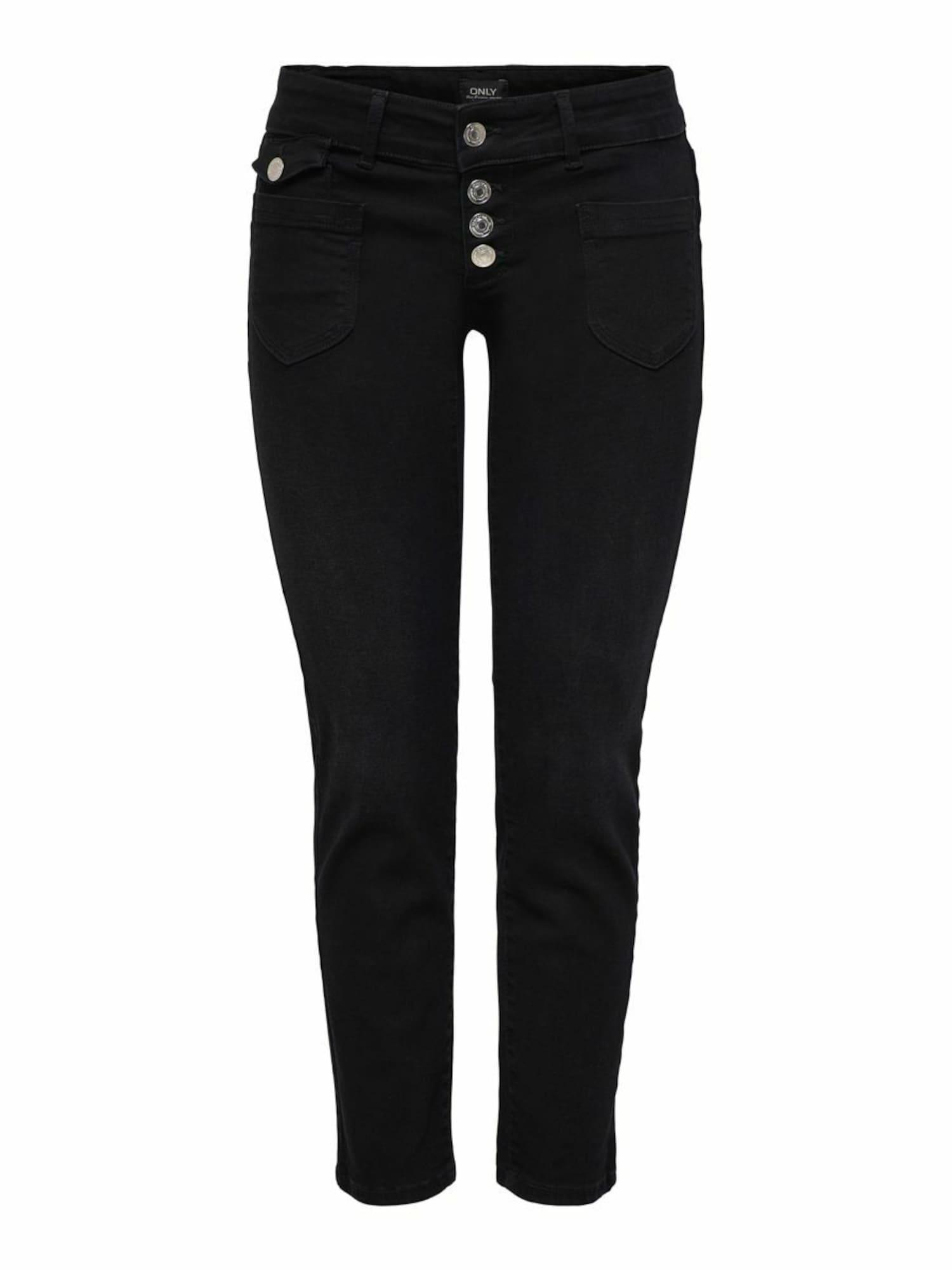 ONLY Jeans 'Ebba' schwarz