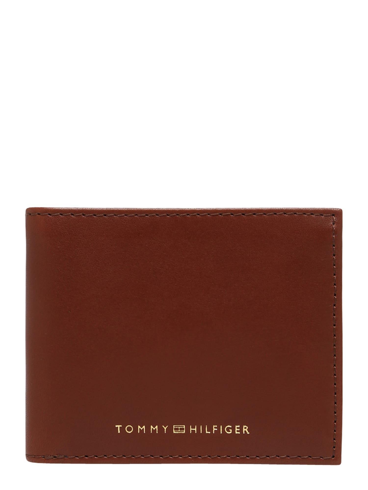 TOMMY HILFIGER Portemonnaie braun