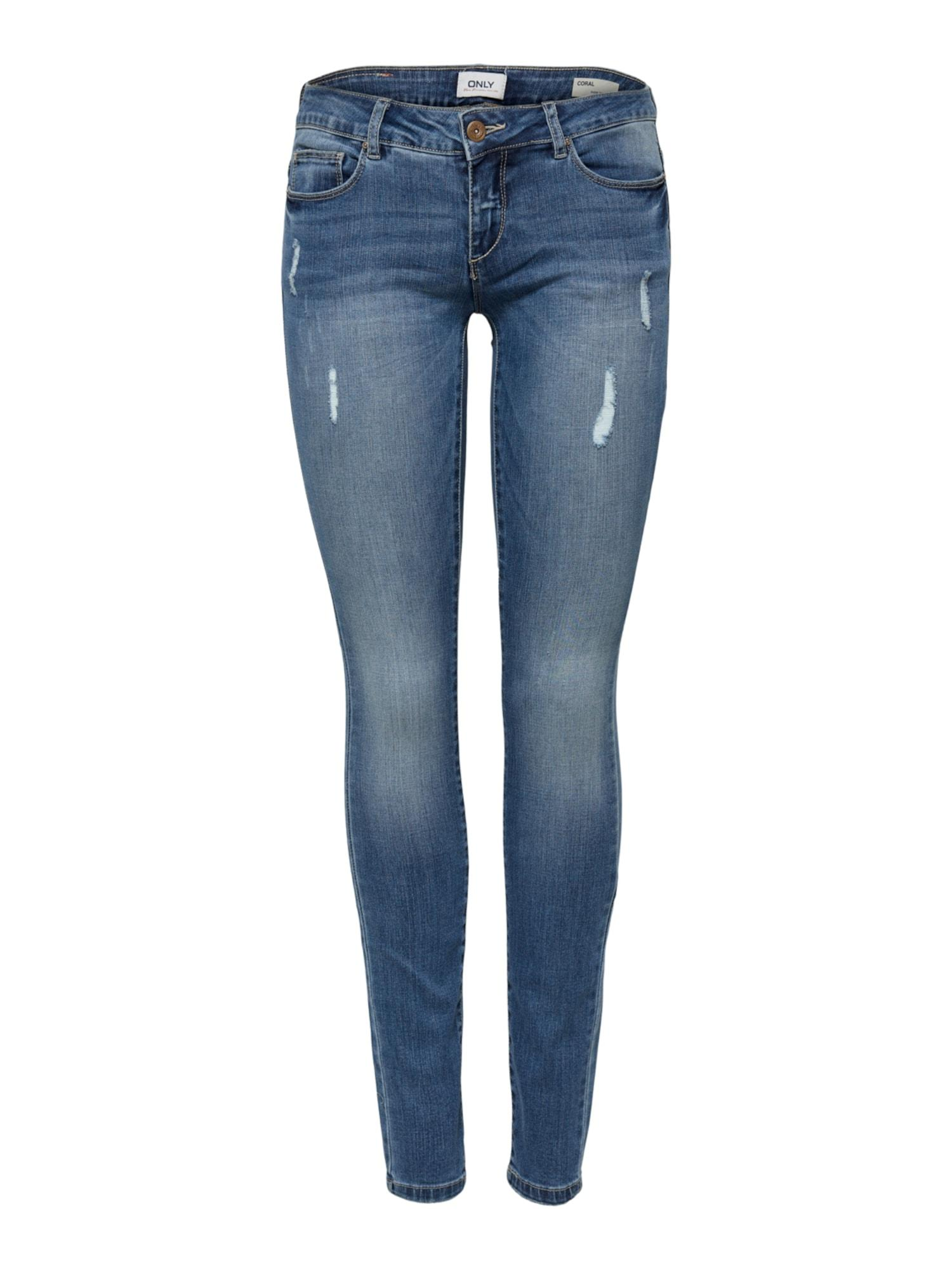 ONLY Jeans 'Onlcoral' blau