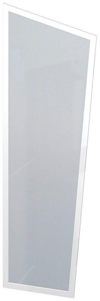 RORO Türen & Fenster Seitenblende »Typ V132«, TxH: 51x180 cm