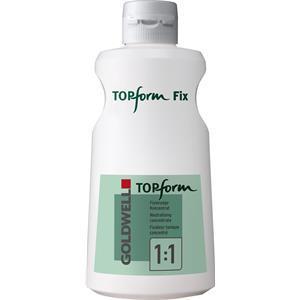 Goldwell Umformung Topform Fix Concentrate 1000 ml