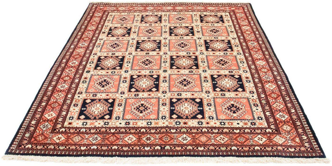 Wollteppich »Yalameh Teppich handgeknüpft 0«, morgenland, rechteckig, Höhe 8 mm, handgeknüpft